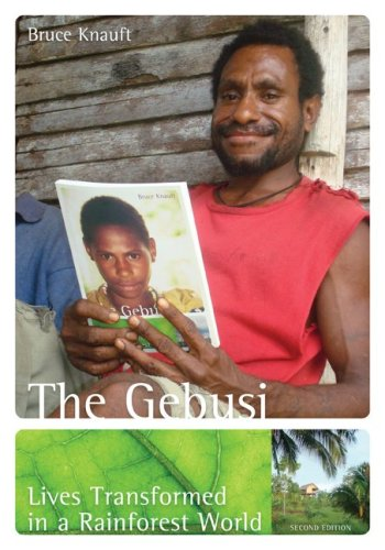 Gebusi ethnography cover image